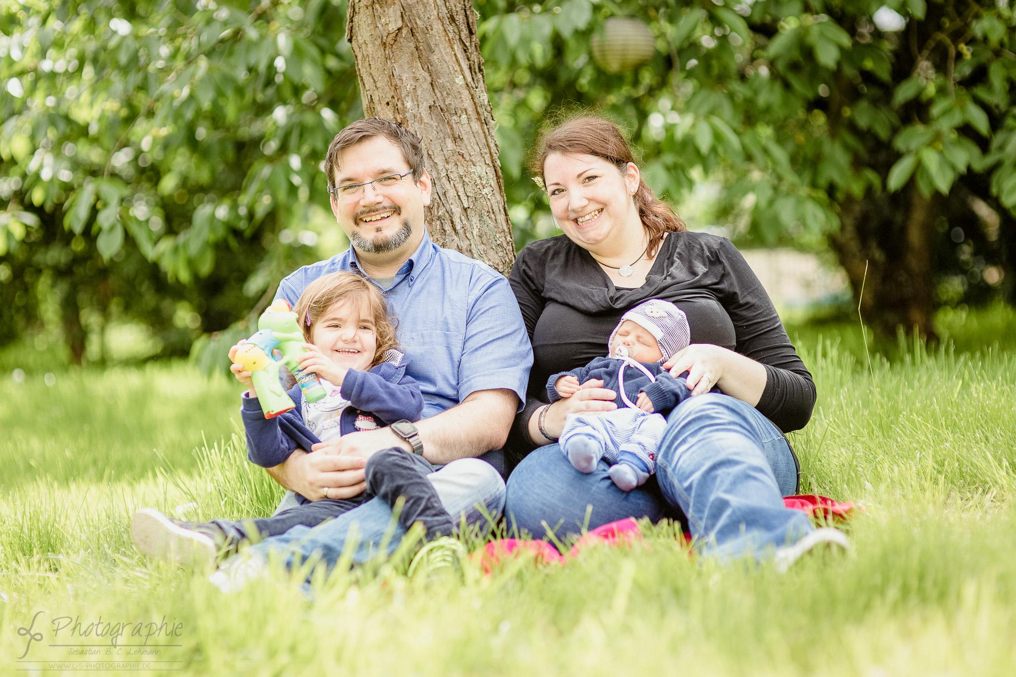 Familienfotograf - Familienfoto - Gruppenbild