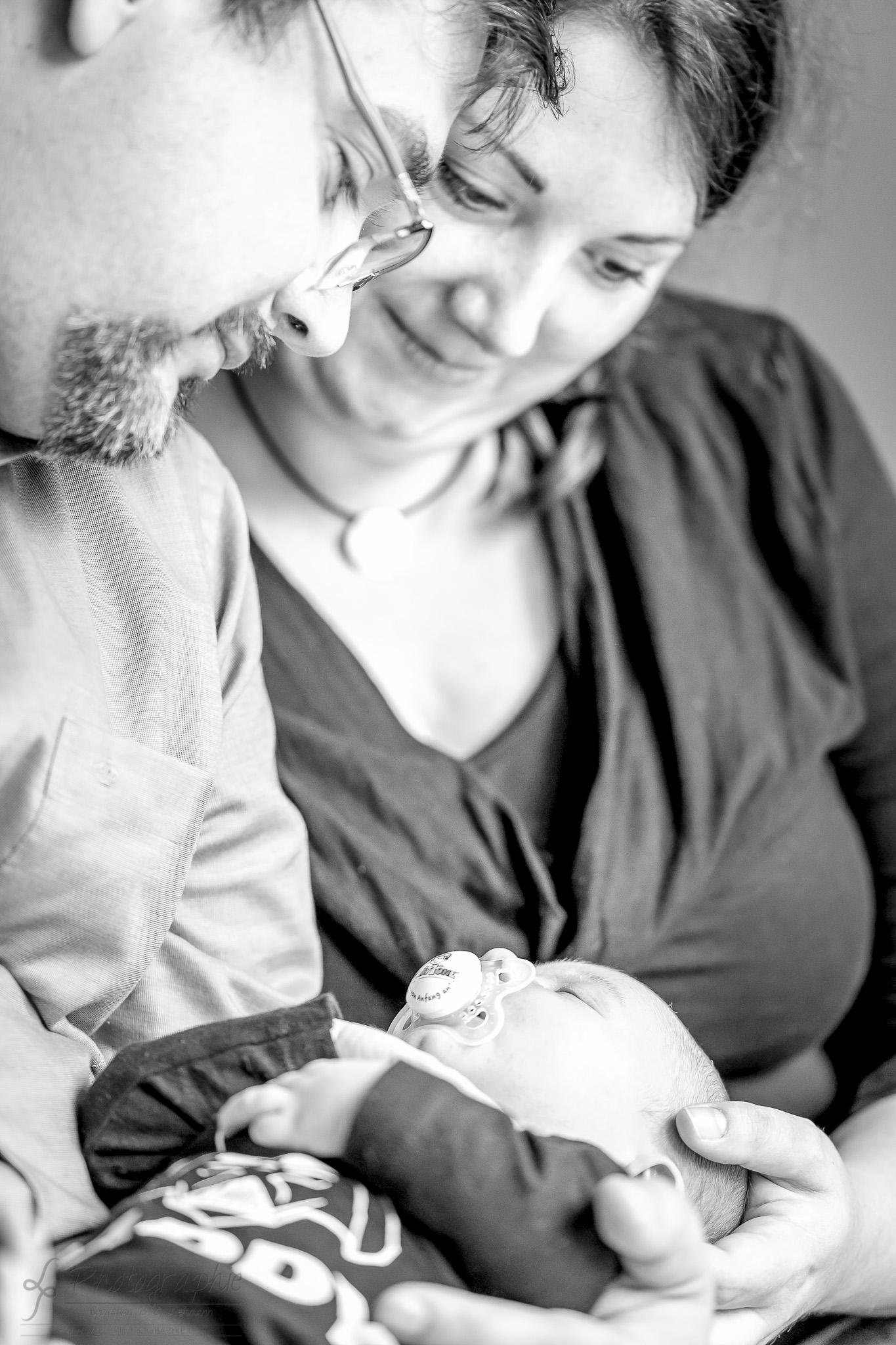 Familienfotograf - Neugeborenenfotografie