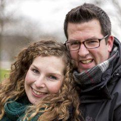 Paarshooting Verena und Tobi Bonn