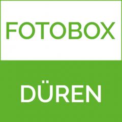 Logo Schriftzug Fotobox mieten Düren Euregio
