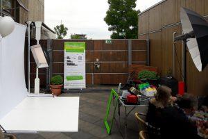 Das mobile Studio von Eurem Abschlussballfotograf