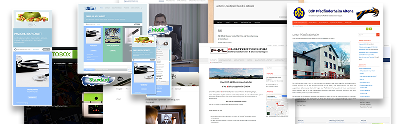 Webdesign Webseitenerstellung und OnPage-SEO von Sebastian Lehmann LS-Photographie Dueren