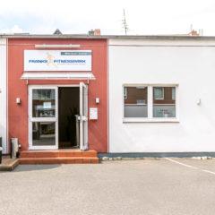 Fotograf-Düren-Unternehmensfotografie-Fitnessstudio-KMU-Außenaufnahme