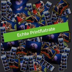 Die Fotobox Düren kann mit einer echten Printflatrate gebucht werden.